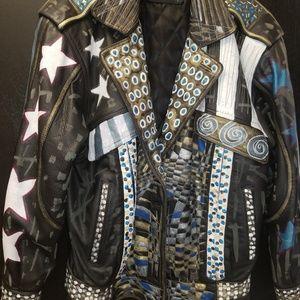 Chic Biker Jacket